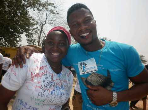 Aminat and funnyollys blog CEO